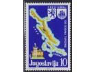 Jugoslavija 1985 Turizam Cres - Lošinj, čisto (**)