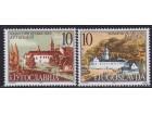 Jugoslavija 2000 Manastiri Fruške Gore, čisto (**)