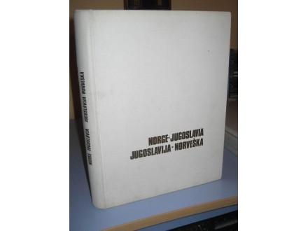 Jugoslavija Norveška ilustrovana monografija