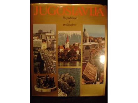 Jugoslavija Republike i pokrajine