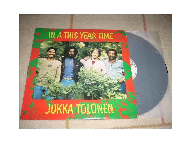 Jukka Tolonen - In A This Year Time LP