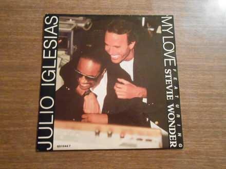 Julio Iglesias, Stevie Wonder - My Love