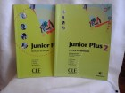 Junior plus 2 francuski jezik za 6 šesti DATASTATUS
