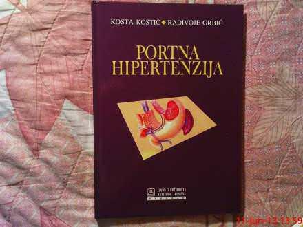 K. KOSTIC --  R. GRBIC --  PORTNA  HIPERTENZIJA