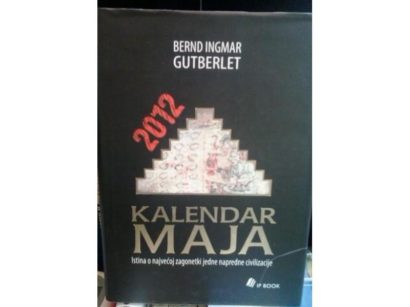 KALENDAR MAJA - Bernd Gutberlet