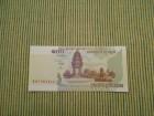 KAMBODZA 100 RIELS 2001
