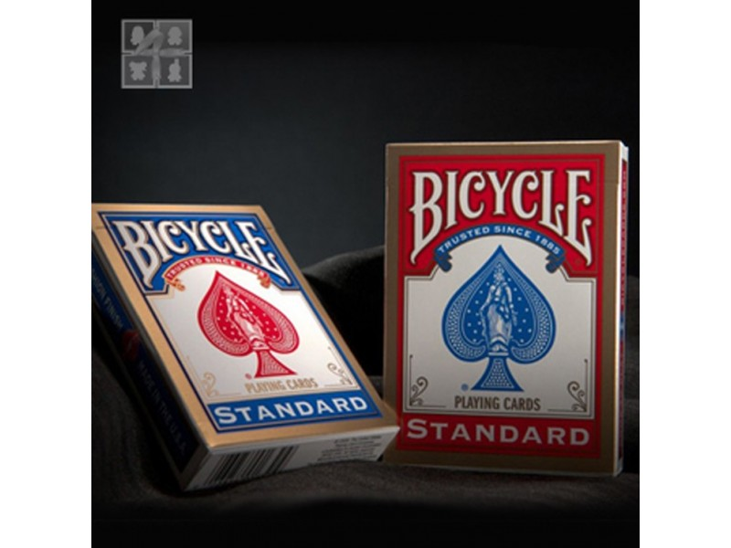 KARTE BICYCLE STANDARD plave