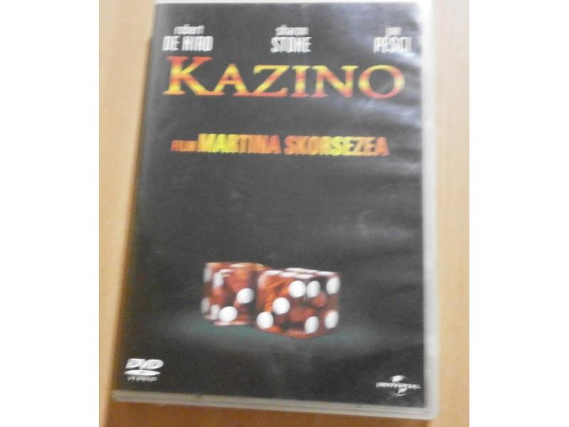 KAZINO, film Martina Skorsezea