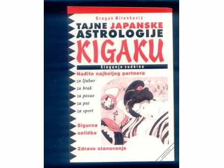 KIGAKU - TAJNE JAPANSKE ASTROLOGIJE