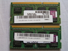 KINGSTON 2x2GB UPARENE DDR3 SO-DIMM PC3-10600S 1333 MHz