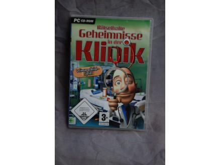 KLINIK - PC IGRICA