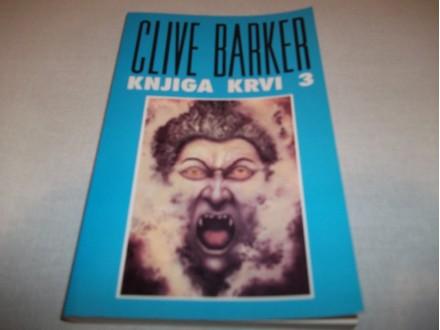 KNJIGA KRVI 3 - Clive Barker