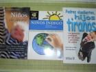 KNJIGE O DECI, 3 knjige na španskom