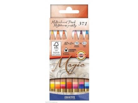 KOH-I-NOOR Magic Multicoloured Pencils 3404N