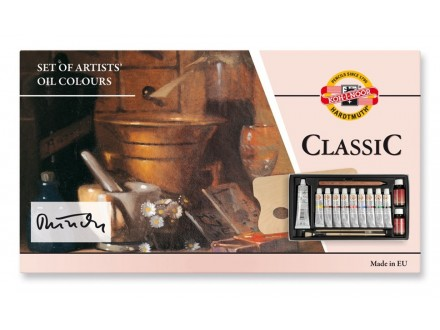 KOH-i-NOOR Oil Colours Classic 161604