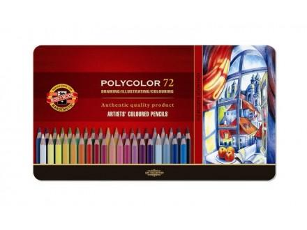 KOH-i-NOOR Polycolor Coloured Pencils 3827