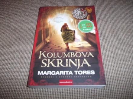 KOLUMBOVA ŠKRINJA - Margarita Tores