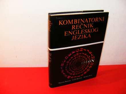 KOMBINATORNI REČNIK ENGLESKOG JEZIKA