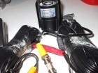 KOMPLET KAMERA : + 40 m kabla + adapteri