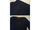 KOMPLET: Suknja i bluza, NOVO! Crna boja