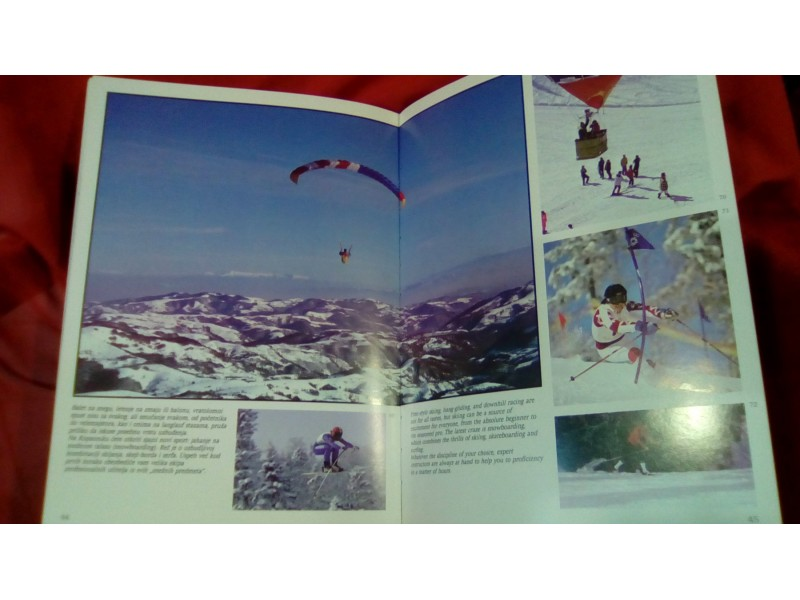 KOPAONIK 105 colorfotos souvenir