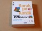KORAK PO KORAK MICROSOFT OFFICE 2000