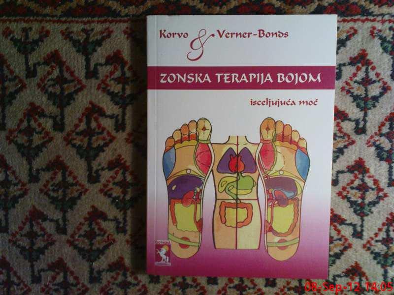 KORVO I VERNER BOND - ZONSKA TERAPIJA BOJOM