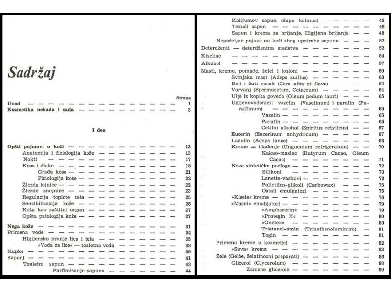 KOZMETIKA - DR. VLADIMIR ABRAMOVIĆ