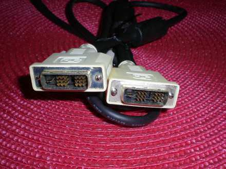 Kabal DVI-D Single Link (18+1) MM   1,8m