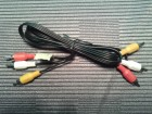 Kabel audio-video ,Chinch-Chinch 3x, 1,2m