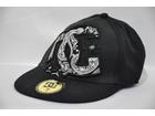 Kacket DC Shoe Co. u crnoj boji 58cm
