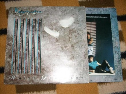 Kajagoogoo – White Feathers LP