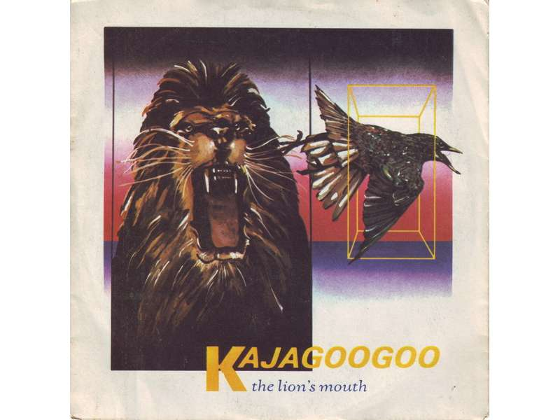 Kajagoogoo - The Lion`s Mouth