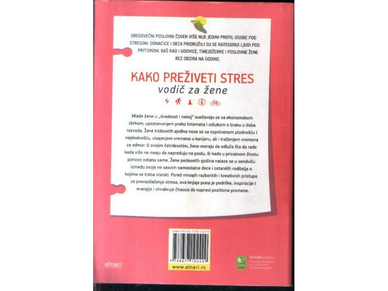 Kako preživeti stres-vodič za žene-Dr Džordžija Vitkin