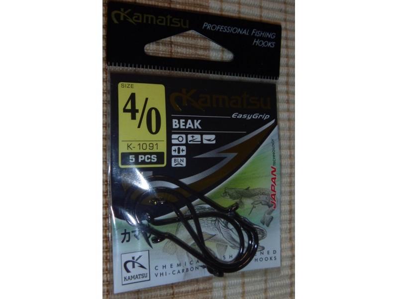 Kamatsu-Beak - 4/0 - 5kom