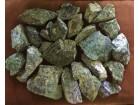 Kamenje od zelene stene 24 kom