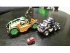 Kamion, borbeno vozilo, autić