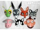 Kapica/maska za maskenbal (pre kupovine kontakt!)