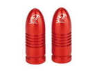 Kapice ventila ALU Shaman Racing Bullet 4 boje