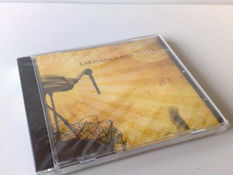 Karavana iluzij agora original cd