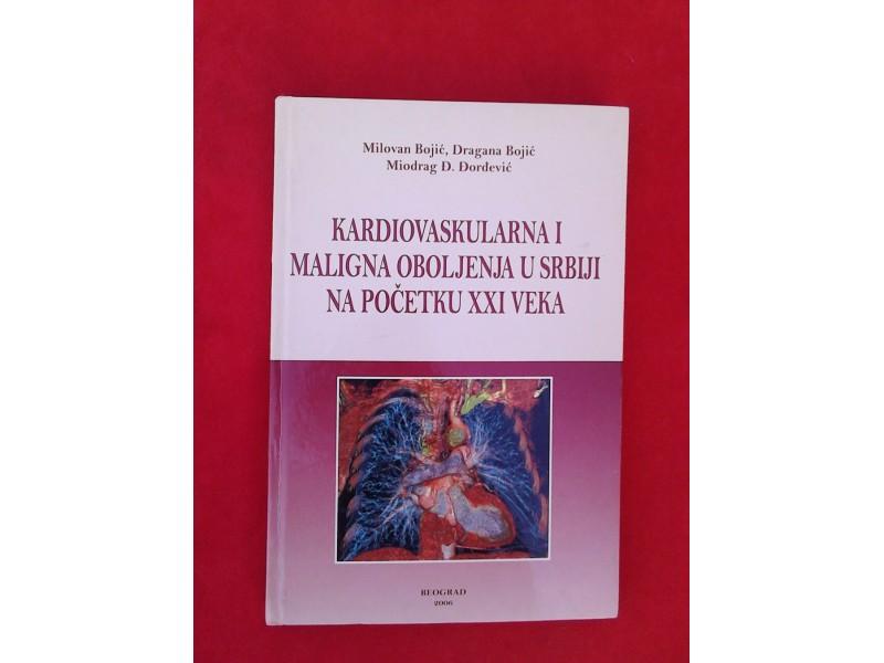 Kardiovaskularna i maligna oboljenja u Srbiji na početk