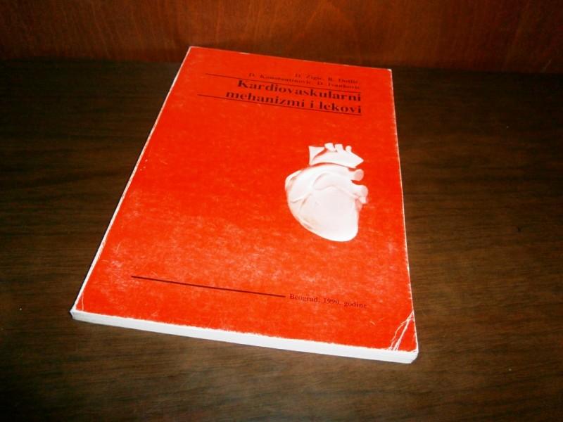 Kardiovaskularni mehanizmi i lekovi
