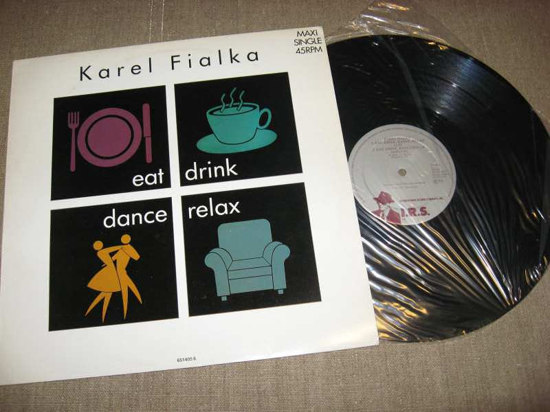 Karel Fialka - Eat, Drink, Dance, Relax