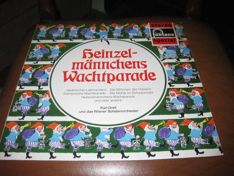 Karl Grell - Heinzelmännchens Wachtparade