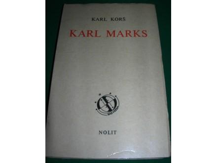 Karl Korš - Karl Marks