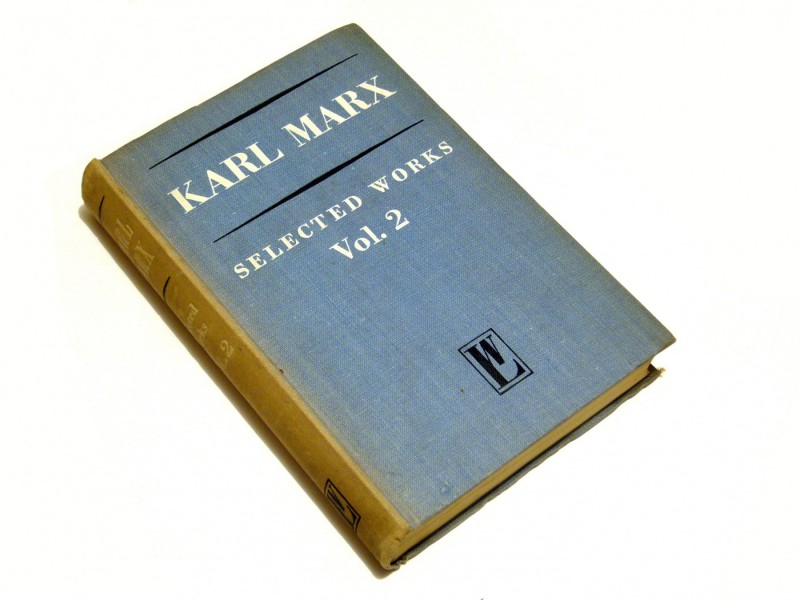 Karl Marx - Selected Works Vol. 2