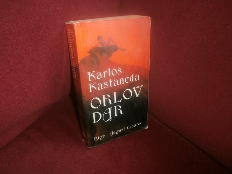 Karlos Kastaneda    ORLOV DAR