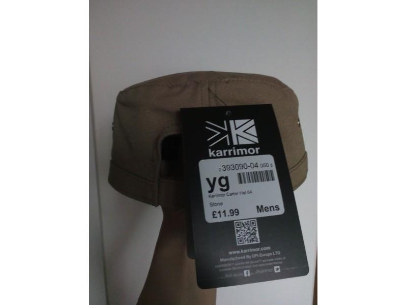 Karrimor army kacket,  NOVO ***
