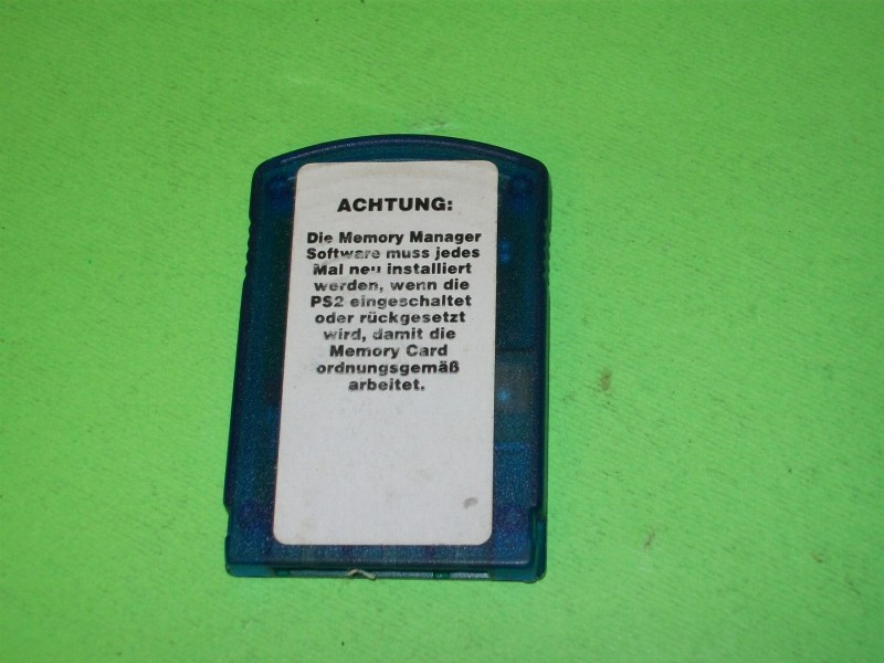 Kartica za Sony PS2