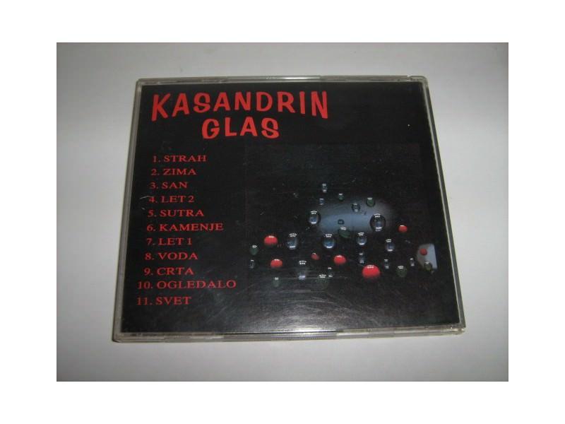 Kasandrin Glas - Kasandrin glas